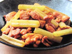 韓国風炒め煮